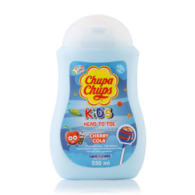 Chupa Chups Kids Head To Toe 250ml #Cherry Cola