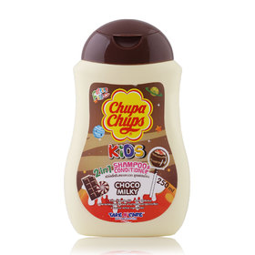 Chupa Chups Kids 2IN1 Shampoo & Conditioner 250ml #Choco Milk