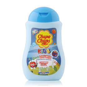 Chupa Chups Kids 2IN1 Shampoo & Conditioner 250ml #Cherry Cola