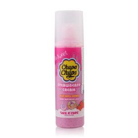 Chupa Chups So Sweet Milky Bath & Shower 250ml #Strawberry Cream