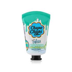 Chupa Chups Let's Relax Hand & Nail Cream 30ml #Green Apple
