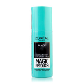 LOreal Paris Magic Retouch Instant Root Concealer Spray #Black