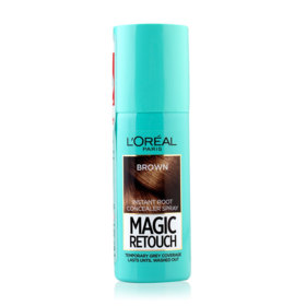 LOreal Paris Magic Retouch Instant Root Concealer Spray #Brown