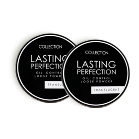แพ็คคู่ Collection Lasting Perfection Oil Control Loose Powder (20g x 2)