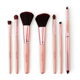 Preciosa Nature Clear Beaute Make up Brush Set