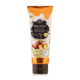 Ahalo Butter Body Cream Honey Milk 150g