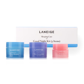 Laneige Sleeping Care Good Night Kit (3 Items)