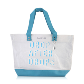 Laneige Drop After Drop Handle Bag (Big)