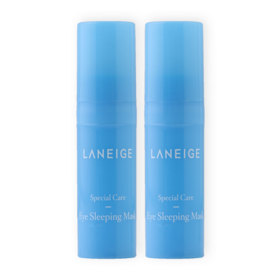 แพ็คคู่ Laneige Special Care Eye Sleeping Mask (5mlx2pcs)