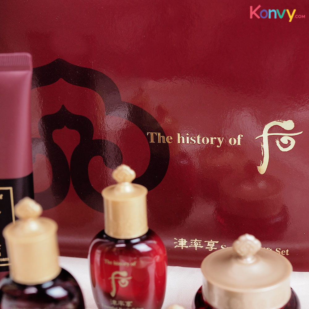 The History of Whoo JinYulHyang Special Gift 6 Items_1