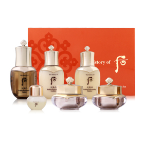 The History of Whoo CheongGiDan HwaHyun Special Gift 6 Items
