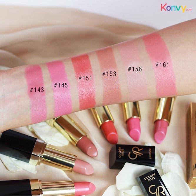 Golden Rose Lipstick Vitamin E #153_4