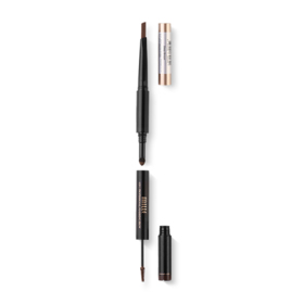Mille 3IN1 Professional Finishing Brow #Deep Brown