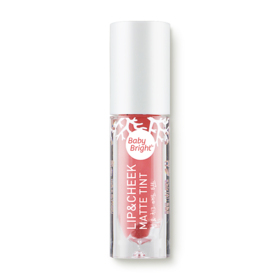 Baby Bright Lip & Cheek Matte Tint 2.4g #01 Peach Me