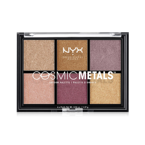 NYX+Professional+Makeup+Cosmic+Metals+Shadow+Palette