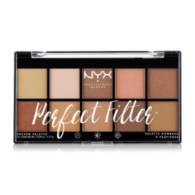 NYX Professional Makeup Perfect Filter Shadow Palette #Golden Hour