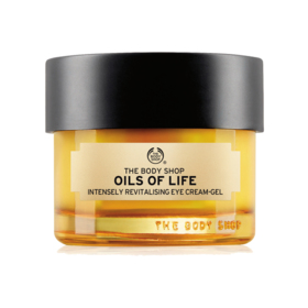 The Body Shop Oils Of Life™ Intensely Revitalising Eye Cream-Gel 20ml