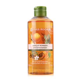 Yves Rocher Limited Edition Apricot Rosemary Shower Gel 400ml (48079)