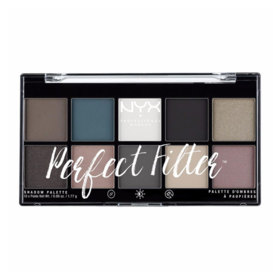 NYX Professional Makeup Perfect Filter Shadow Palette #Gloomy Days
