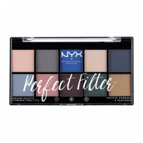NYX Professional Makeup Perfect Filter Shadow Palette #Marine Layer