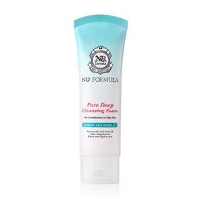 Nu Formula Pore Deep Cleansing Foam 50g