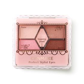 Canmake Perfect Stylist Eyes #10 Sweet Flamingo