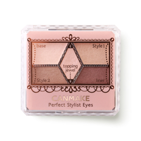 Canmake Perfect Stylist Eyes #11 Rose Beige