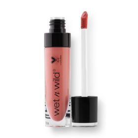 Wet N Wild Megalast Liquid Catsuit Matte Lipstick #E921B Nudist Peach