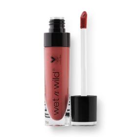 Wet N Wild Megalast Liquid Catsuit Matte Lipstick #E925B Give Me Mocha