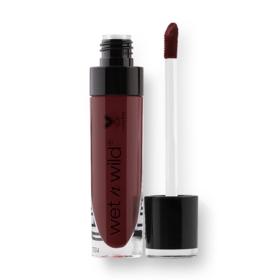 Wet N Wild Megalast Liquid Catsuit Matte Lipstick #E932B Goth Topic