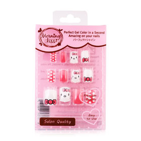 Morning Kiss Artificial Gel Nails C2