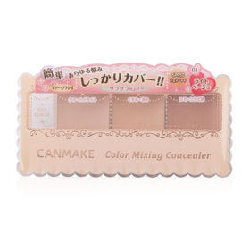Canmake Color Mixing Concealer #01