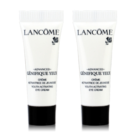 แพ็คคู่ Lancome Advanced Genifique  Yeux Youth Activating Eye Cream (3mlx2pcs)
