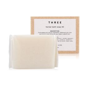 Three Herbal Bath Soap AC 120g