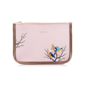 Sulwhasoo Golden Bird Clutch #Pink