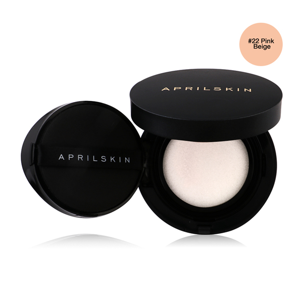 APRILSKIN+Magic+Snow+Cushion+15g+%2322+Pink+Beige