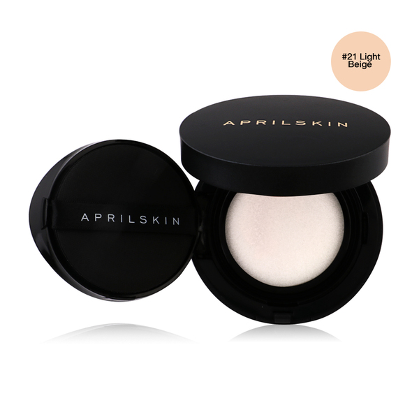 APRILSKIN+Magic+Snow+Cushion+15g+%2321+Light+Beige