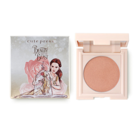 Cute Press Beauty and The Beast Romantic Light Highlighter 1.7g #02 Champagne Light