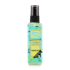 Jome doba Feminne Sao Paulo Attractive & Confident Fragrance Mists 100ml