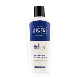 Hope Organic Detox Shampoo Anti-Hair Loss Help Hair Growth 220ml