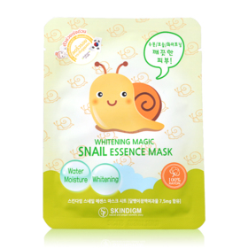 Skindigm Whitening Magic Snail Essence Mask 26ml