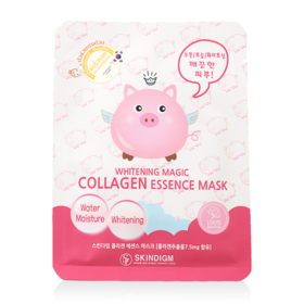 Skindigm Whitening Magic Collagen Essence Mask 26ml
