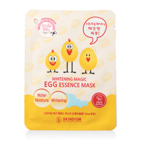 Skindigm Whitening Magic Egg Essence Mask 26ml