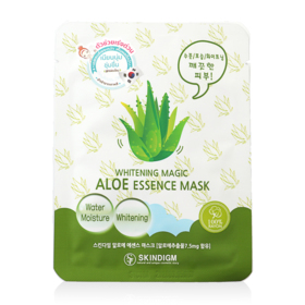 Skindigm Whitening Magic Aloe Essence Mask 26ml