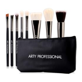 Arty Professional Makeup Brushes Set 8pcs