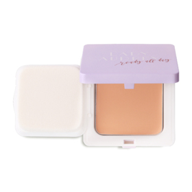 Lady Audrey Rice Flawless Foundation Powder Long-Lasting Oil Control SPF25+++ 9g #20 Beige