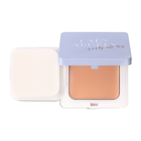 Lady Audrey Rice Flawless Foundation Powder Long-Lasting Oil Control SPF25+++ 9g #30 Beige
