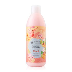 Oriental Princess Tropical Nutrients Peach Hair Treatment Shampoo 250ml