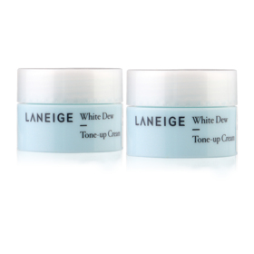 แพ็คคู่ Laneige White Dew Tone-up Cream (10mlx2pcs)