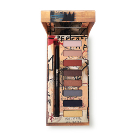 Urban Decay Jean Michel Basquiat Gold Griot Eyeshadow Palette 8x1.2g
